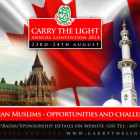 Carry The Light – Annual Convention – 23-24 August 2014