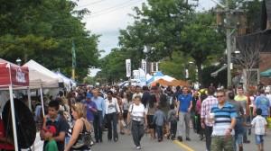 Cabbagetown Festival Toronto 2014 (10)