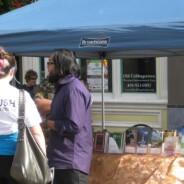 ICNA Dawah Booth in Downtown Toronto